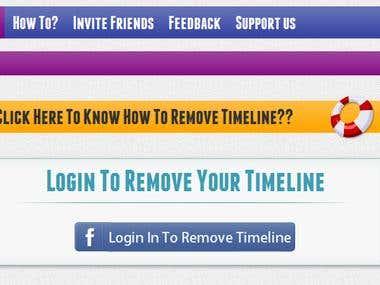 Remove Timeline