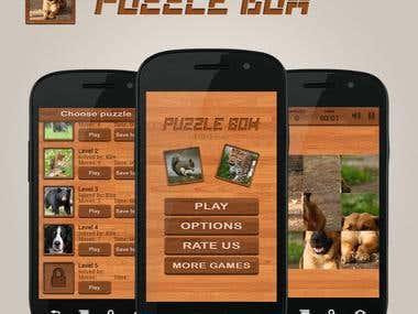PuzzleBox Animals