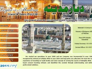 Diyar-e-Madina Travels & Tours