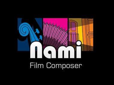 Nami - Logo design