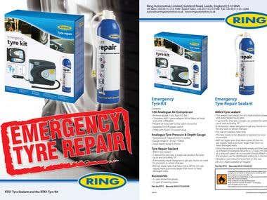 Ring Automotive Flyer
