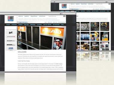 Exhibit Company , presentation/catalog website