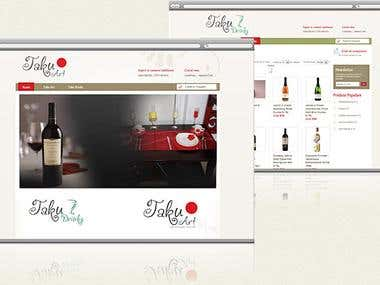 Taku - 2 online stores