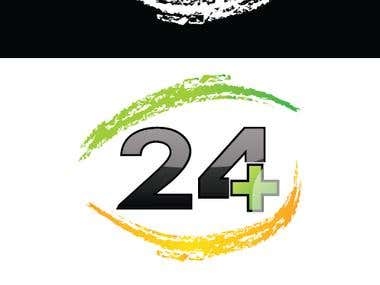 Logo 24+