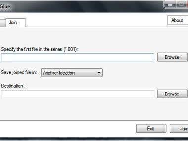 File Glue