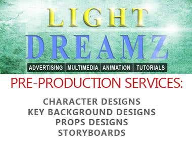 pre-production services
