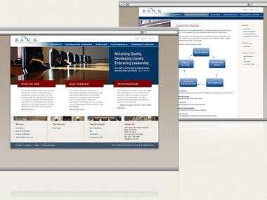 BCC - presentation & web application