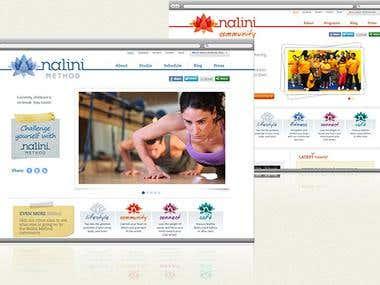 NaliniMethod 5 WP sister sites