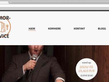 Design for Humorservice