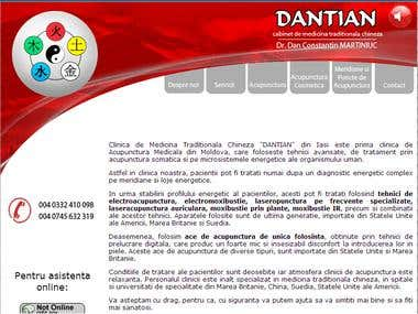 Dantian Website