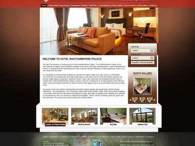 Hotel Ranthambore Palace