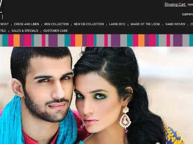 THREDZ - Online Store