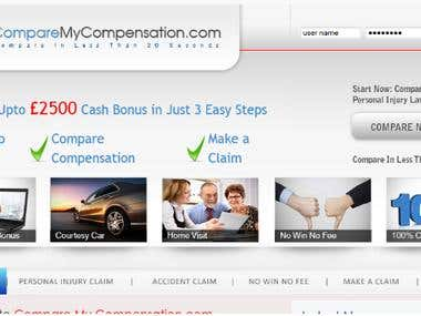 Compare My Compensation - Website