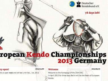25th European Kendo Championship 2013