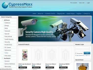 cypressmaxx.com