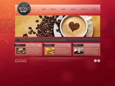 Web Site Designs For Medway cafe