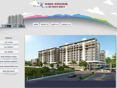 Rangkrishna website