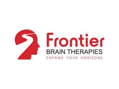 Frontier logo design