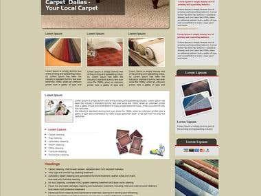 Carpet Website