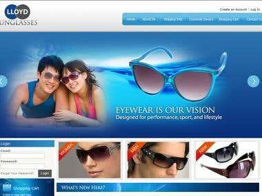 lloydsunglasses.com