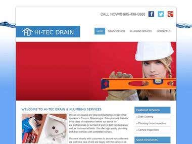 Hi-Tec Drain & Plumbing Services