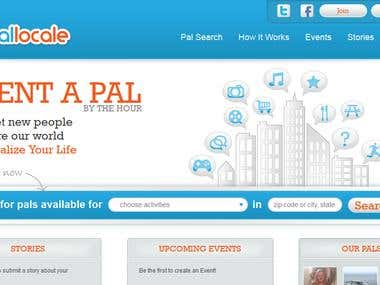 Pallocale , Pal Locale is an online community.