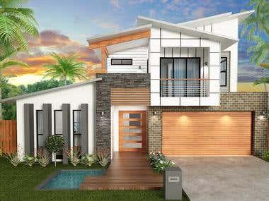 Houses 2 - Australia