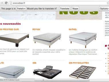 Drupal Based Site