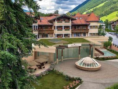 Hotel design - Austria