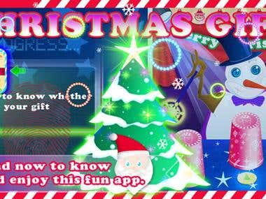 ChristmasGiftForiPad: Do you deserve a gift from Santa