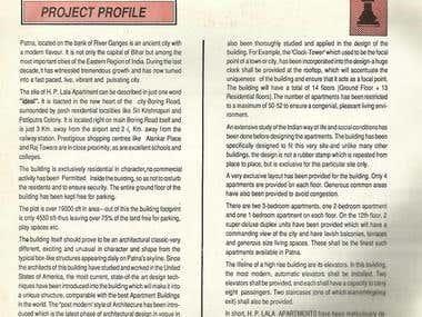 Construction Project Profile