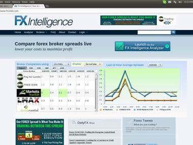 trading Reporting app