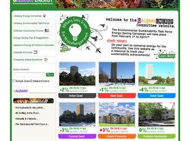 Green Energy site