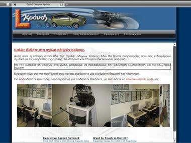 Cronos website