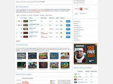 Gambling Affiliates Site