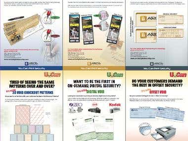 6 Page Brochure
