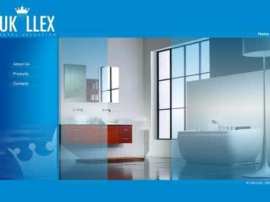Web Design for UK LLEX