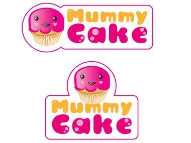 logo Mummy Cakes