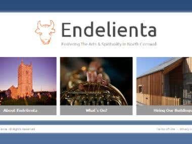 Charity Website Re-Design