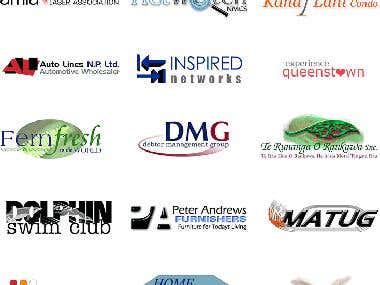 Logos that I created