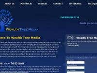 Content Based Website of Wealth Tree Media