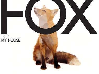 FOX is in MY HOUSE