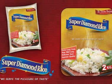 Diamond Rice