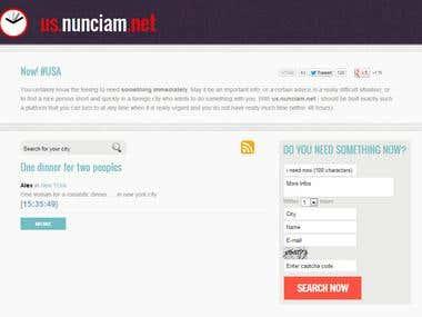 Nunciam