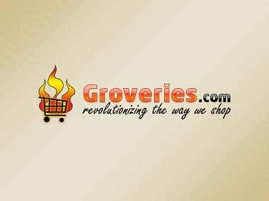 Groveries logo