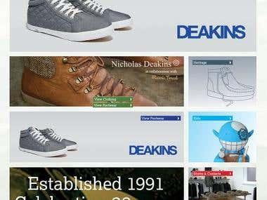 Nicholasdeakins site