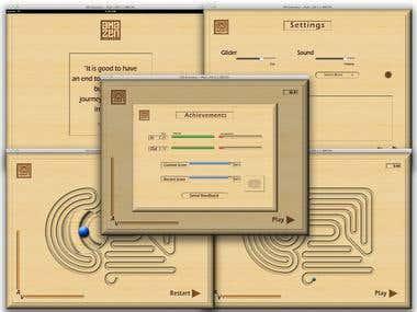 Amazen iPad app