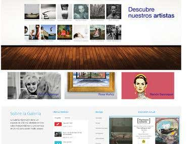 Create Wordpress theme from designed image