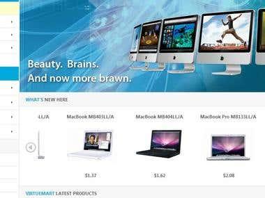 Ecommerce Computer Retailer