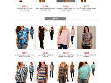 Virtuemart 2.x.x + Joomla 2.5.x eCommerce Clothing Store